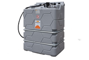 Station GO CUBE CEMO indoor 1500 litres Gasoil, GNR, Fuel
