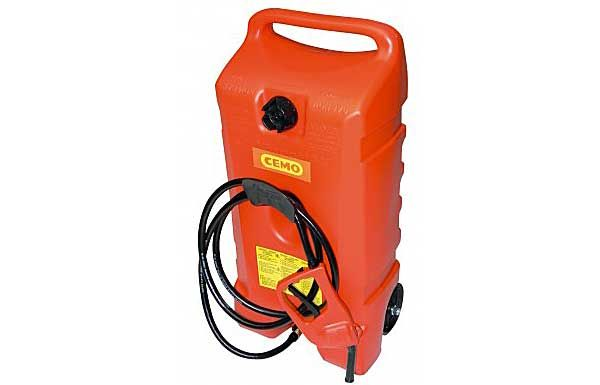 Caddy Carburant 53 litres