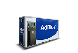 Categorie Cuve adblue en container