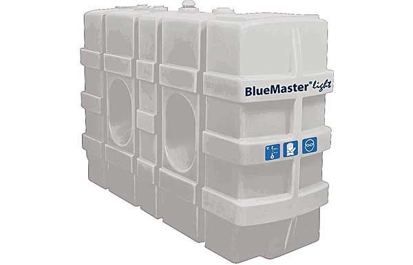 Cuve AdBlue® BlueMaster Light 1000 L - Simple Paroi