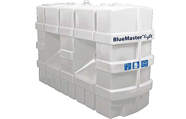 Cuve AdBlue® BlueMaster Light 1500 L - Simple Paroi