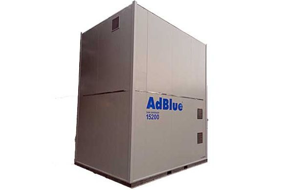 Container AdBlue® 15200 L avec distribution
