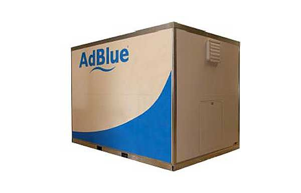 container adblue 15200 l avec distribution automatic technologies. Black Bedroom Furniture Sets. Home Design Ideas
