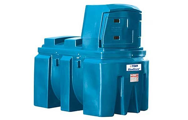 Cuve AdBlue® BlueMaster PEHD 1200 Litres