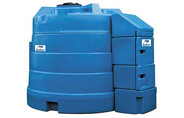 Cuve AdBlue® BlueMaster PEHD 3500 Litres