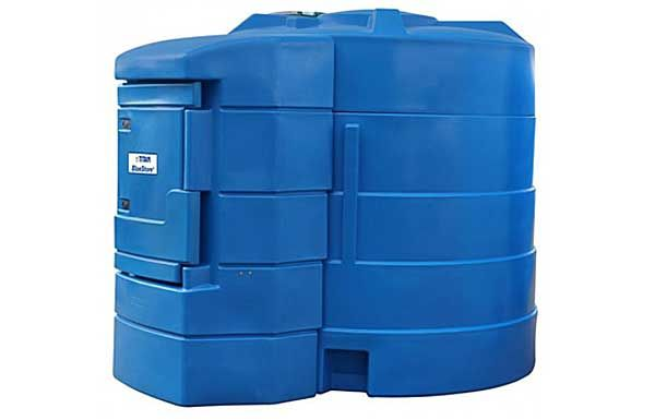 Cuve Adblue BlueMaster PEHD 5000 Litres