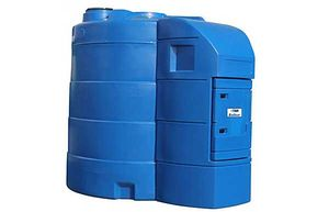 Cuve Adblue BlueMaster PEHD 9000 Litres