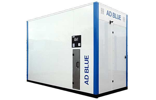 Container Blue Box AdBlue® 3000 Litres