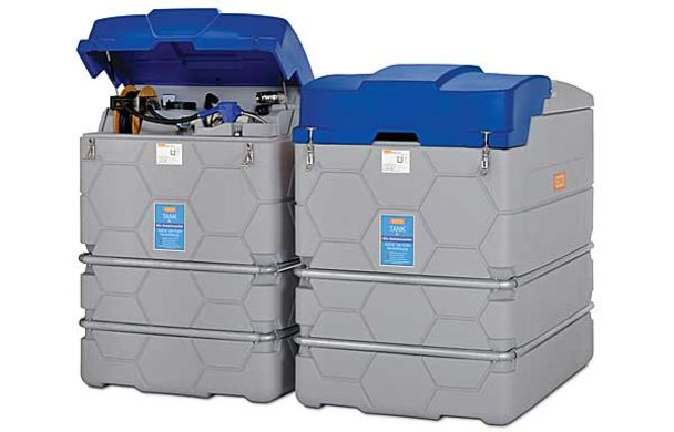 Extension Station BLUE Cube Outdoor 2500 litres