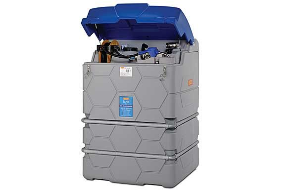 Station BLUE Cube Premium Outdoor 2500 litres