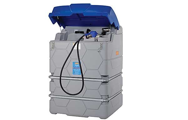 Station BLUE Cube Standard Outdoor 2500 litres