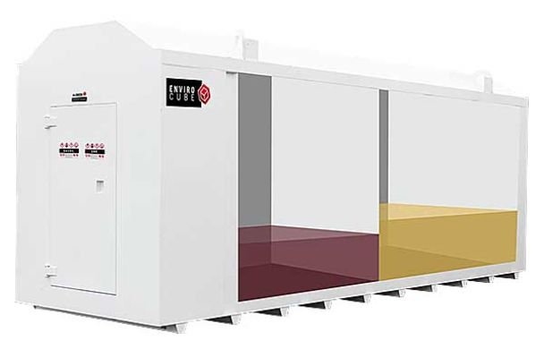 cuve double compartiment 10000 25000 litres alorem automatic technologies. Black Bedroom Furniture Sets. Home Design Ideas