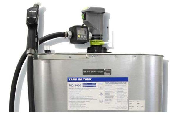 cuve diesel hdt w 40 a vt 1000 litres avec compteur fmt automatic technologies. Black Bedroom Furniture Sets. Home Design Ideas
