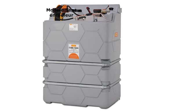 Station LUB Cube Standard Indoor 1000 litres