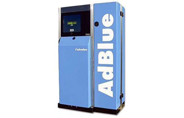 Distributeur privatif EURO 1000 AdBlue®
