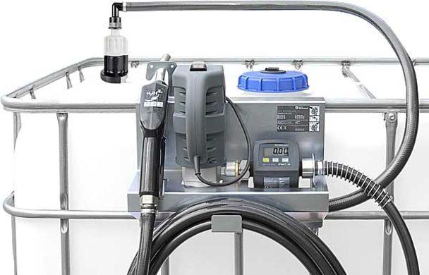 pompe adblue inox hybride hornet w85 h pour ibc avec compteur automatic technologies. Black Bedroom Furniture Sets. Home Design Ideas