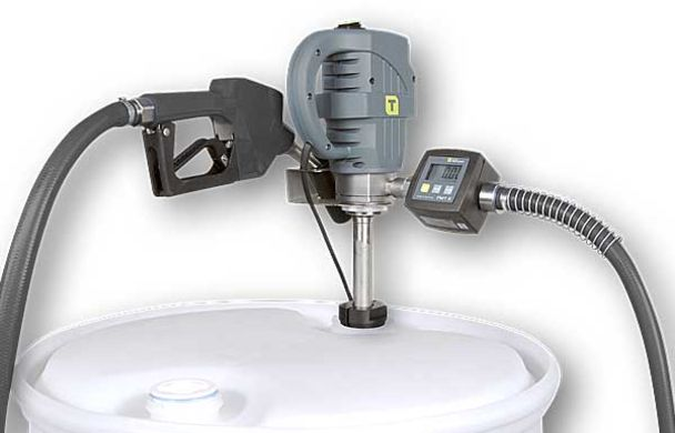 pompe hybride hornet w85 h inox adblue pour fut avec compteur automatic technologies. Black Bedroom Furniture Sets. Home Design Ideas