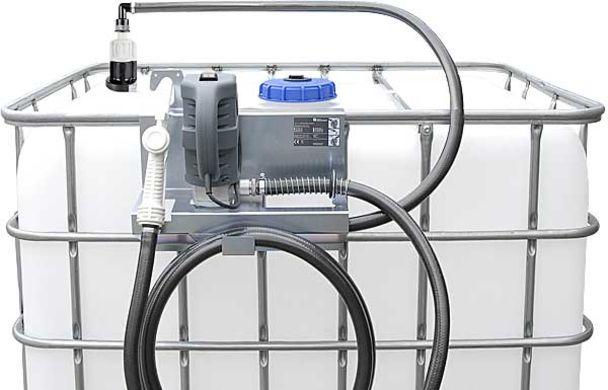 pompe hybride inox adblue pour ibc pistolet simple flex 4m automatic technologies. Black Bedroom Furniture Sets. Home Design Ideas